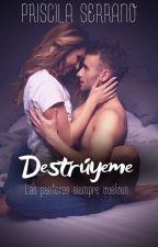 Destrúyeme (Las panteras siempre vuelven) by Priscila-Serrano