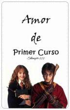 Amor de primer curso | Harry Potter y Tu [Terminada][Editando] by stephi4-777