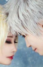 ¿Como Me Enamoré De Ti? Elsa Y Jack Frost by D4nniMua