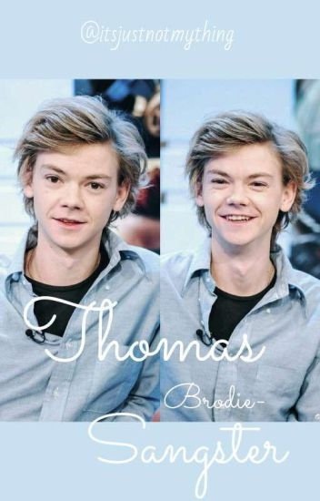 Thomas Sangster/ Newt Imagines& GIFs
