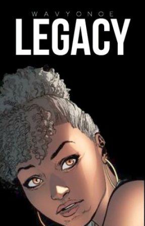 Legacy ▹ Kylo Ren by wavyonce