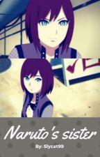 Naruto's sister by Slycat99