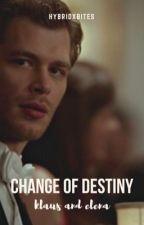 Change of Destiny - Klaus & Elena by HybridxBites