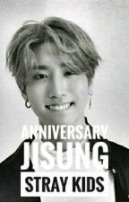 Anniversary    Stray Kids Jisung  by StrayJewelShadow