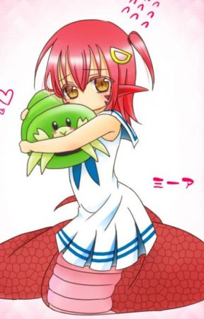 Darling ( monster musume x child reader) - You look like a