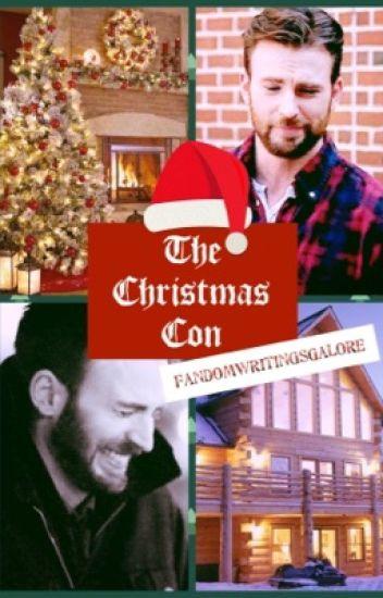 The Christmas Con (Chris Evans x Reader)