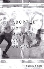 Adopted by Magcon and GLAMSS by Woahmagcon_