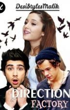 Direction Factory (zayn and harry love story) by tommostyles06