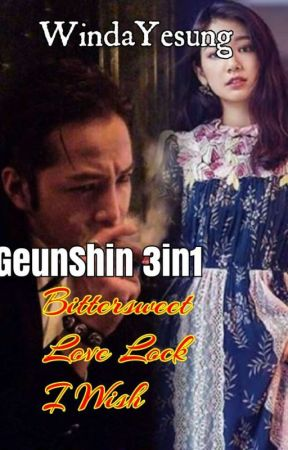 PDF GeunShin 3in1 (BITTERSWEET, LOVE LOCK, I WISH) by WindaYesung