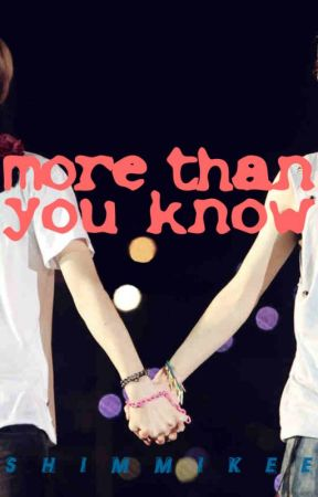 MORE THAN YOU KNOW (a HunHan novella) by ShimMikee