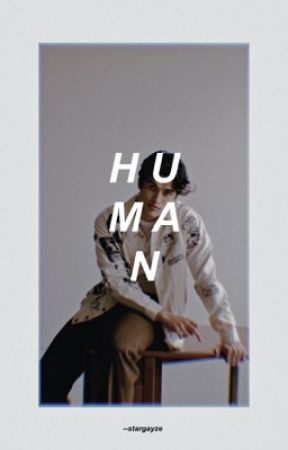 Human ⇏ PAUL LAHOTE by stargayze--