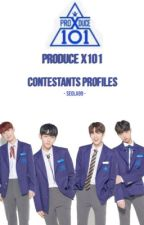 PRODUCEx101 PROFILES by seola99