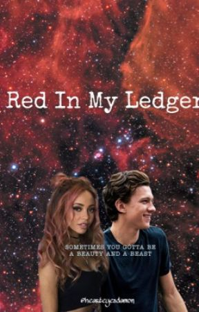 Red In My Ledger // Peter Parker by hearteyesdamon
