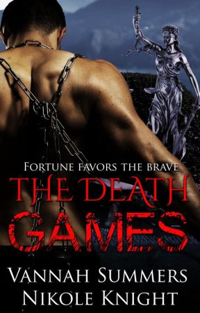 The Death Games (Complete) by SummersKnight