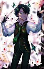 The Green Demon by allywolf_reader