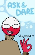ASK & DARE 👌 [COUNTRYHUMANS] by Mvabank
