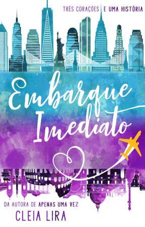 Embarque Imediato by cleialira