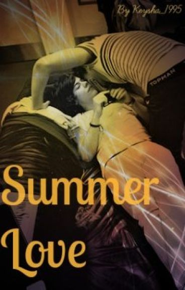 Summer Love -Larry Stylinson mpreg a.u-