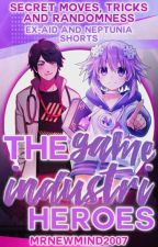 The Gamindustri Heroes: Secret moves and Tricks by MRNEWMIND2007