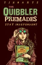 The Quibbler Premades | stay independent by TjenArts
