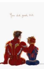 Spiderson and irondad oneshots  by mphfpctlotr06