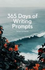 365 Days of Writing Prompts  by hungergames36