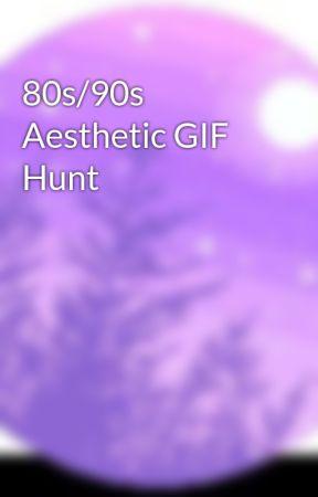 80s/90s Aesthetic GIF Hunt - 90s: Horror Movies - Wattpad