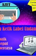 PRAKTIS !!, +62812-8688-7982 Ketik Label Nama Undangan  Bandung by jasacetaklabelerry12