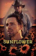 Sunflower • Arthur Morgan x Original Male Character by Cosmic_Tiger