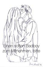 Einen soften Badboy zum Mitnehmen, bitte. by Wasweissichschon