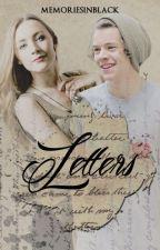 Letters • Harry Styles | ✔ by memoriesinblack