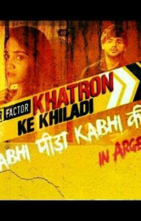 ASHDEEP In Khatron Ke Khiladi   Hidden Love - Part 7 : Romance can't