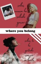 Where you belong ~Albalia~ by ElizabethLinx