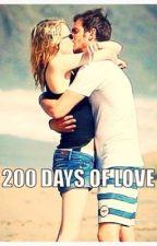 200 days of love by ehbmunn