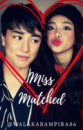 Miss Matched (MayWard) by walakabampira