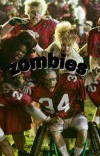 zombies (glee) by fanfics4jenzie