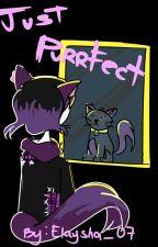 Just purrfect. by elaysha07