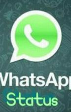 WhatsApp Status by Lesekatja