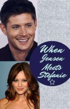 when Jensen meets Stefanie by sparkles1988