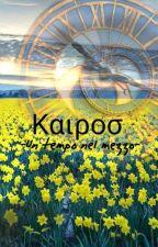 Kairos-un tempo nel mezzo- by asleepyperson