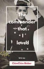 the commander that I loved +kris wu+ by FaridaAlket
