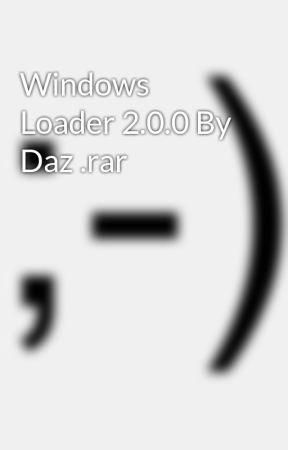 windows activator by daz.rar