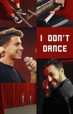 I don't dance | Ragoney by mazodramaticayo