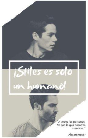 Stiles es solo un humano! by Alesotomayor