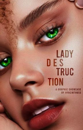 Lady Destruction ➝ Graphics Showcase by hyacinthuss