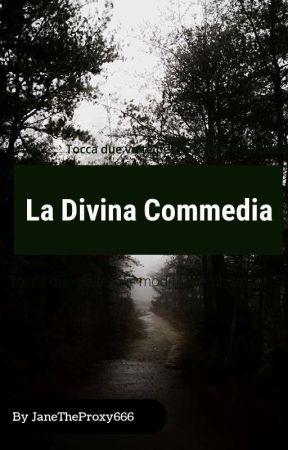 La Divina Commedia by Valkery__