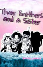 Three Brothers and a Sister by mimi_eunice