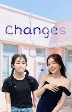 Changes | Seulrene  by SerenaKyle