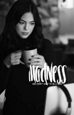 madness ↠  avengers  by wonderwandas