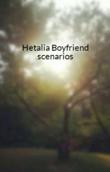 Hetalia Boyfriend scenarios